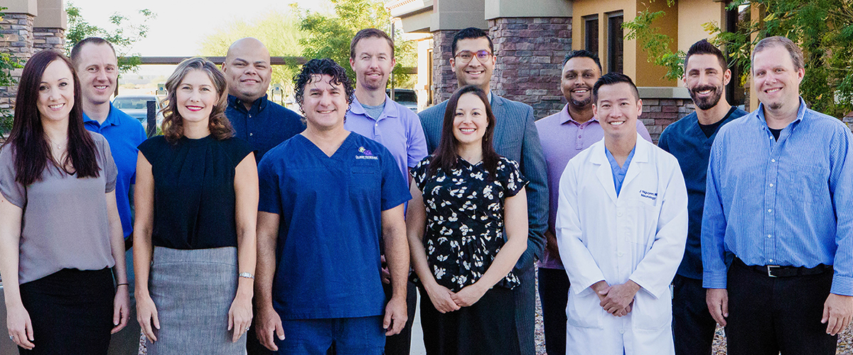 Gilbert Neurology Team_2018